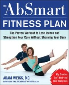 Ebook in inglese AbSmart Fitness Plan Weiss, Adam