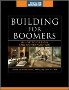 Ebook in inglese Building for Boomers (McGraw-Hill Construction Series) Kephart, Mike , Schriener, Judy