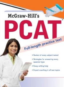 Ebook in inglese McGraw-Hill's PCAT Hademenos, George J. , Murphree, Shaun , Warner, Jennifer M. , Whitener, Mark