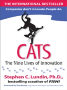 Ebook in inglese CATS: The Nine Lives of Innovation Lundin, Stephen C.