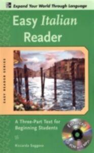 Foto Cover di Easy Italian Reader, Ebook inglese di Riccarda Saggese, edito da McGraw-Hill Education