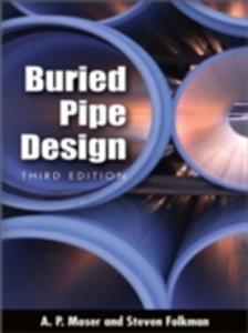 Ebook in inglese BURIED PIPE DESIGN 3/E Folkman, Steve , Moser, A.
