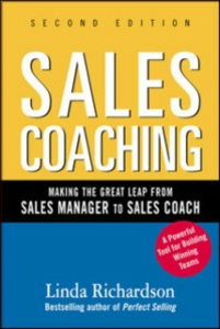 Ebook in inglese Sales Coaching: Making the Great Leap from Sales Manager to Sales Coach Richardson, Linda