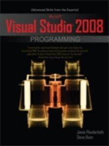 Ebook in inglese Microsoft Visual Studio 2008 Programming Bunn, Steve , Plenderleith, Jamie