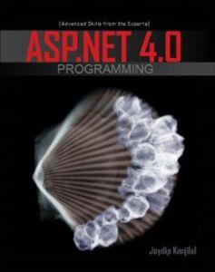Ebook in inglese ASP.NET 4.0 Programming Kanjilal, Joydip