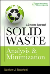 Ebook in inglese Solid Waste Analysis and Minimization: A Systems Approach Franchetti, Matthew