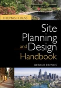 Ebook in inglese Site Planning and Design Handbook, Second Edition Russ, Thomas