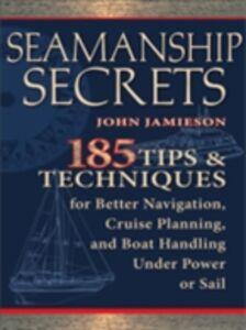 Ebook in inglese Seamanship Secrets Jamieson, John