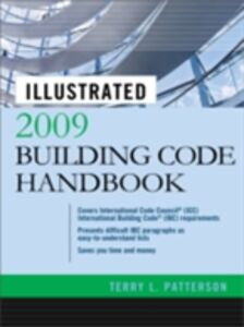 Ebook in inglese Illustrated 2009 Building Code Handbook Patterson, Terry