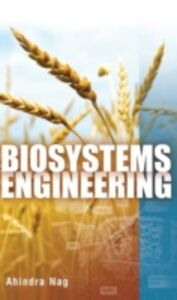 Ebook in inglese Biosystems Engineering Nag, Ahindra