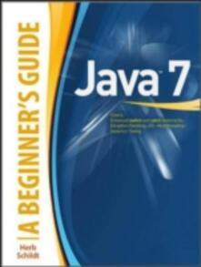 Java 7: a beginner's guide - Herbert Schildt - copertina