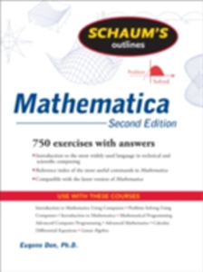 Ebook in inglese Schaum's Outline of Mathematica, 2ed Don, Eugene
