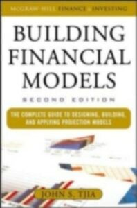 Ebook in inglese Building Financial Models Tjia, John