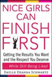 Foto Cover di Nice Girls Can Finish First, Ebook inglese di Daylle Schwartz, edito da McGraw-Hill Education