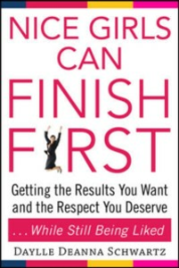 Ebook in inglese Nice Girls Can Finish First Schwartz, Daylle
