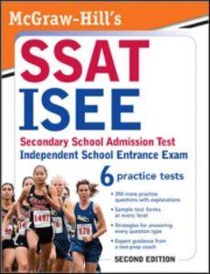 Foto Cover di McGraw-Hill's SSAT/ISEE, 2ed, Ebook inglese di Nicholas Falletta, edito da McGraw-Hill Education