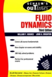 Ebook in inglese Schaum's Outline of Fluid Dynamics Brighton, John , Hughes, William , Winowich, Nicholas