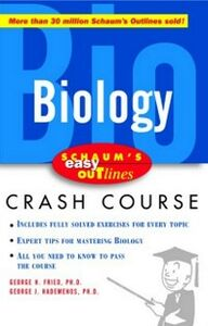 Foto Cover di Schaum's Easy Outline of Biology, Ebook inglese di George Fried,George J. Hademenos, edito da McGraw-Hill Education