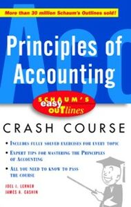 Ebook in inglese Schaum's Easy Outline of Accounting Cashin, James , Lerner, Joel