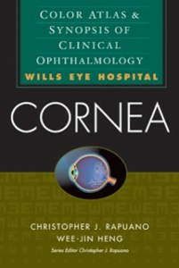 Ebook in inglese Cornea: Color Atlas & Synopsis of Clinical Ophthalmology (Wills Eye Hospital Series) Heng, Wee-Jin , Rapuano, Christopher