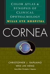 Cornea: Color Atlas & Synopsis of Clinical Ophthalmology (Wills Eye Hospital Series)