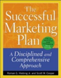 Ebook in inglese Successful Marketing Plan Cooper, Scott , Hiebing, Roman