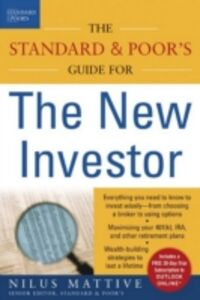 Ebook in inglese Standard & Poor's Guide for the New Investor Mattive, Nilus