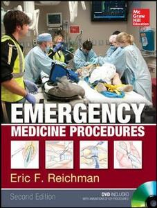 Emergency Medicine Procedures, Second Edition - Eric F. Reichman - cover