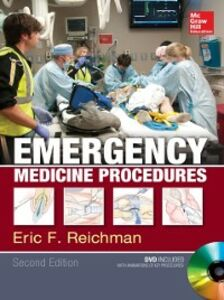 Ebook in inglese Emergency Medicine Procedures, Second Edition Reichman, Eric