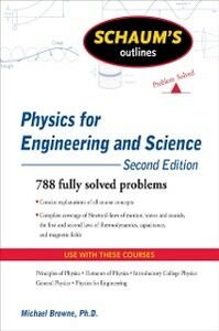 Ebook in inglese Schaum's Outline of Physics for Engineering and Science, Second Edition Browne, Michael
