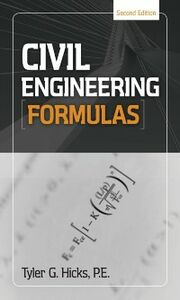 Ebook in inglese Civil Engineering Formulas Hicks, Tyler G.