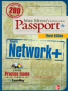 Ebook in inglese Mike Meyers CompTIA Network+ Certification Passport, Third Edition Clarke, Glen E. , Meyers, Mike