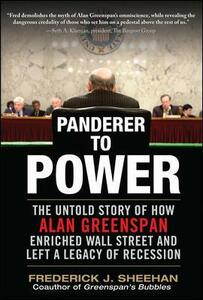 Panderer to Power - Frederick Sheehan - cover