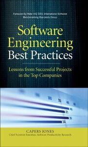 Foto Cover di Software Engineering Best Practices, Ebook inglese di Capers Jones, edito da McGraw-Hill Education