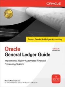 Ebook in inglese Oracle General Ledger Guide Cameron, Melanie