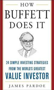 Ebook in inglese How Buffett Does It Pardoe, James