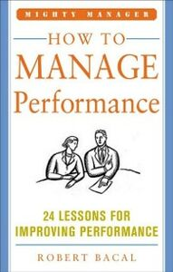 Ebook in inglese How to Manage Performance (POD) Bacal, Robert