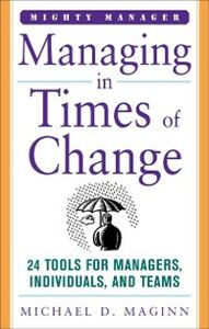 Foto Cover di Managing in Times of Change, Ebook inglese di Michael Maginn, edito da McGraw-Hill Education