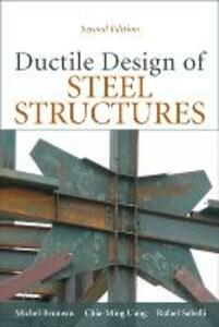 Ductile design of steel structures - Bruneau - copertina