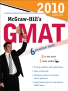 Ebook in inglese McGraw-Hill's GMAT, 2010 Edition Hasik, James , Rudnick, Stacey