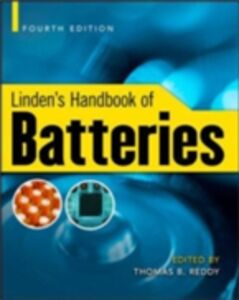 Ebook in inglese Linden's Handbook of Batteries, 4th Edition Reddy, Thomas