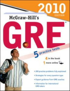 Ebook in inglese McGraw-Hill's GRE, 2010 Edition Dulan, Steven W.