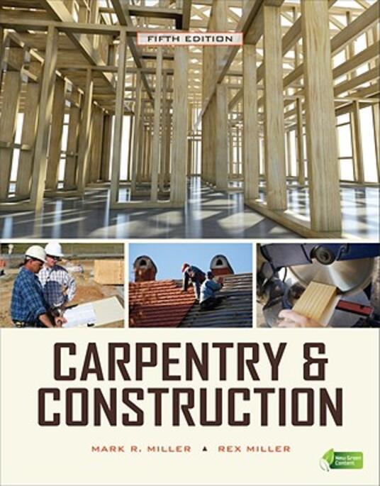 Carpentry & construction - Mark Miller,Rex Miller - copertina