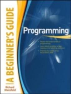 Ebook in inglese Programming A Beginner's Guide Mansfield, Richard