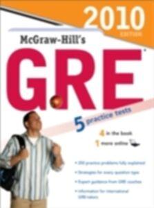 Foto Cover di McGraw-Hill's ACT, 2010 Edition, Ebook inglese di Steven W. Dulan, edito da McGraw-Hill Education