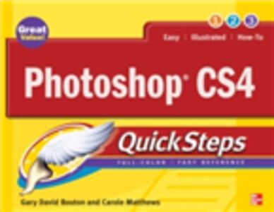 Ebook in inglese Photoshop CS4 QuickSteps Bouton, Gary David , Matthews, Carole