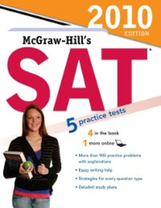 Ebook in inglese McGraw-Hill's SAT, 2010 Edition Anestis, Mark , Black, Christopher