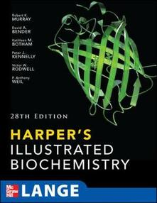 Harper's illustrated biochemistry - copertina