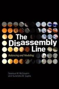 Foto Cover di Disassembly Line: Balancing and Modeling, Ebook inglese di Surendra M. Gupta,Seamus M. McGovern, edito da McGraw-Hill Education