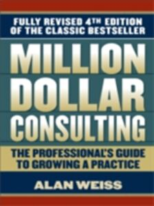 Ebook in inglese Million Dollar Consulting Weiss, Alan